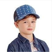 卡蒙儿童鸭舌帽 藏青色